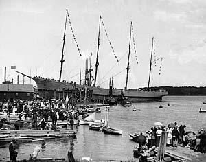 Launch of The Roanoke