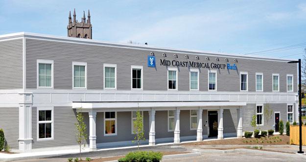 Midcoast Medical Group Main Street Bath Maine