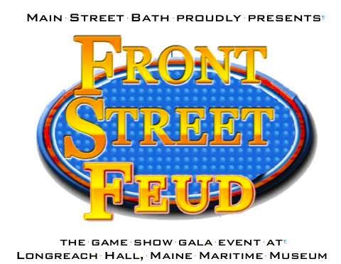 Front Street Feud Bath Maine