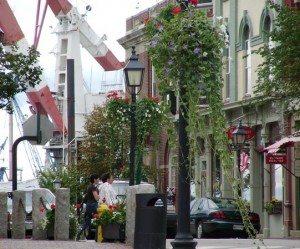 Downtown Bath