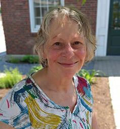 Judy McGuire, Treasurer